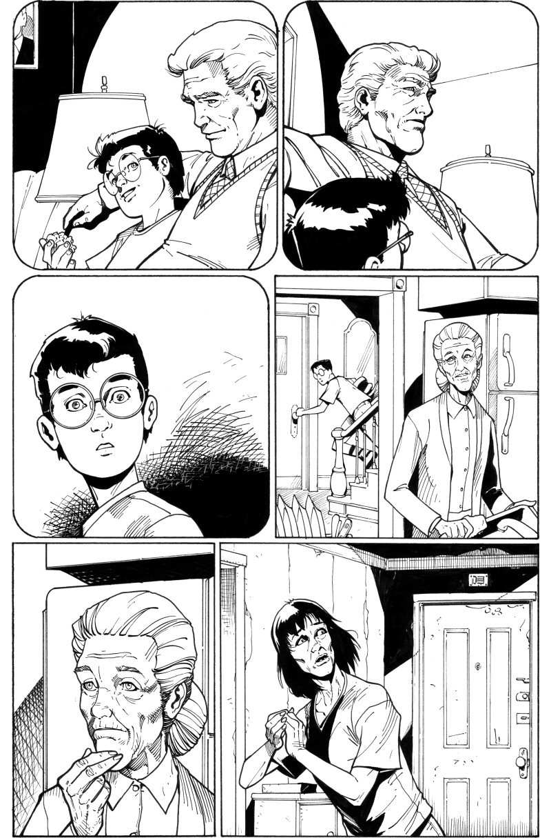 Amazing Spider-Man Family #3 The Punch p20