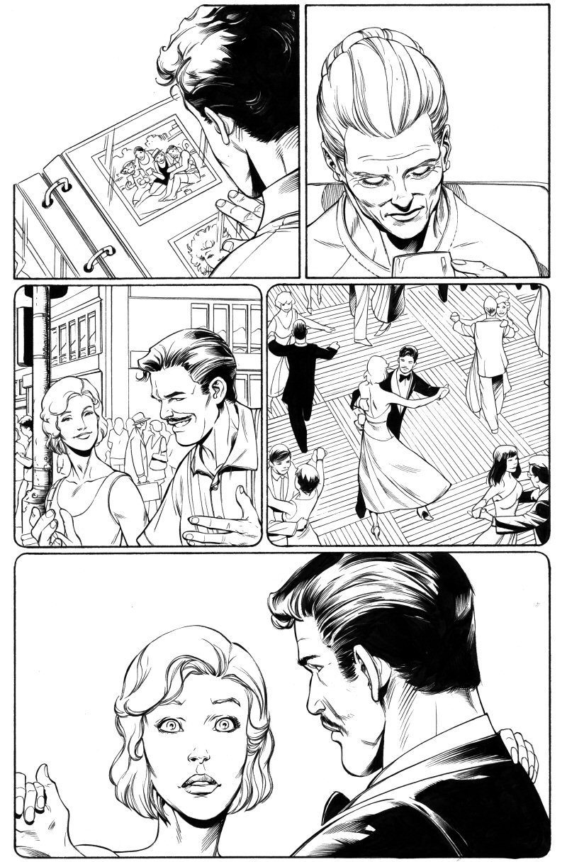 Amazing Spider-Man Family #7 Just An Old Sweet Song p6