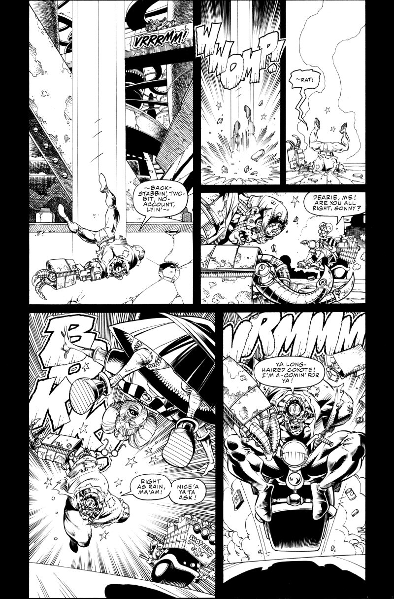 Lobo/Judge Dredd: Psycho-Bikers vs. The Mutants From Hell p25